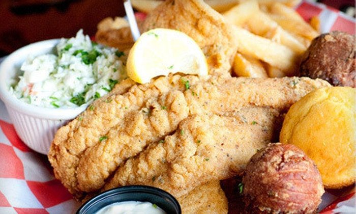 B.B. King's Blues Club - Cityplace: $48 for a Southern-Style Prix Fixe Meal and Live Music for Two at B.B. King's Blues Club (Up to $101 Value)