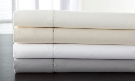1,200TC Luxury Estate Cotton-Blend Sheet Set (6-Piece)