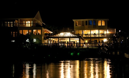 groupon daily deal - 2-Night Stay for Two at The Inn on Pamlico Sound in Buxton, NC. Combine Up to 10 Nights.