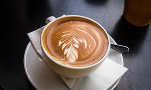 Greenline Coffee: $14 for a Five-Visit Punch Card with Each Punch Good for $5 at Greenline Coffee ($25 Value)
