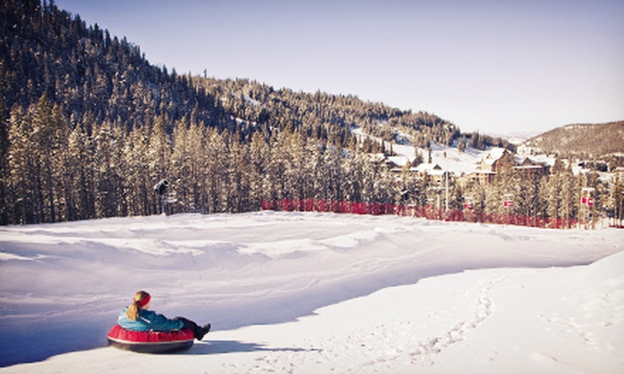 Winter Park Resort - Winter Park, CO: Tubing for Two or Four at Winter Park Resort (Up to 56% Off)