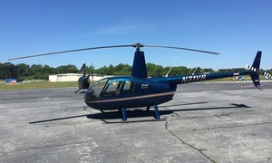 Prestige Helicopters, Inc.: Helicopter Tour for Two or Three from Prestige Helicopters, Inc. (Up to 49% Off). Two Options Available.