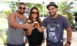 SoCal Winter Brewfest: SoCal Winter Brewfest on Saturday, January 23 at 12 p.m.