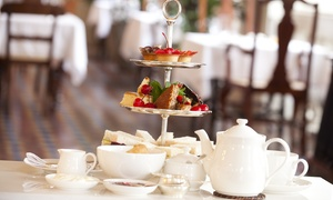 Hilton London Canary Wharf - Non Accommodation: Afternoon Tea with Optional Champagne Cocktail for Two at Hilton London Canary Wharf (Up to 44% Off)