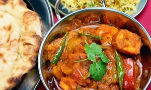 Viceroy of India: Indian Cuisine for Two or More at Viceroy of India (Up to 56% Off)