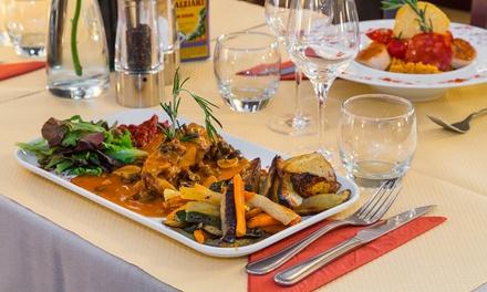 Menu niçois avec entrée, plat et dessert pour 2 personnes dès 23 € au restaurant La Tapenade