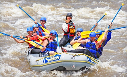 Six-Hour Rafting Trip with Lunch for Two Through Browns Canyon (a $183 value) - River Runners in Canon City