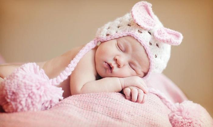 Newborn Baby Photography Groupon