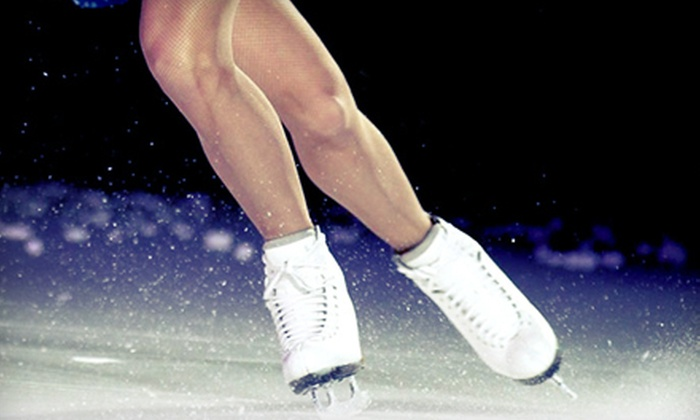 Investors Group Stars on Ice - Central Hamilton: Figure-Skating Show with Optional Signed Poster and Warm-Up at Copps Coliseum in Hamilton on May 3 (Up to 58% Off)
