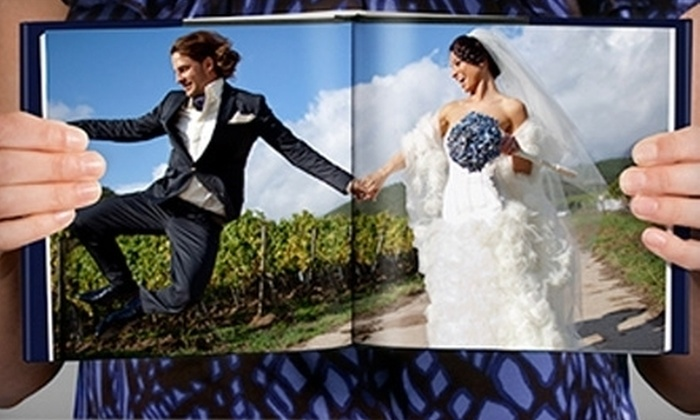 Blurb: $20 for $45 Worth of Custom Photo-Book Creations from Blurb