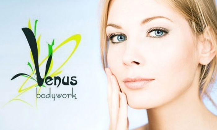 Venus Bodywork, Inc. - SoMa: $35 for $85 Worth of Services at Venus Bodywork