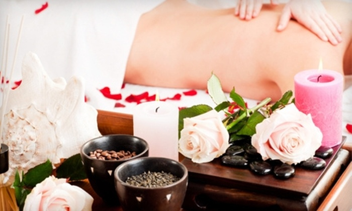 Super Spa - Central Sacramento: $75 for an Organic Spa Package at Super Spa ($150 Value)