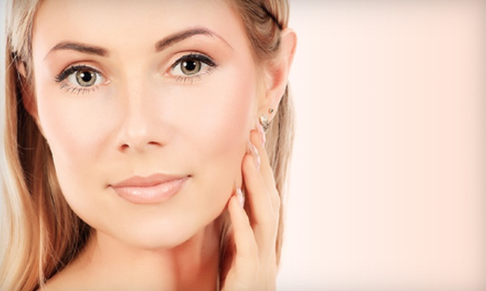 The Vanity Center - Dunwoody: Four, Six, or Eight Microdermabrasion Sessions at The Vanity Center in Dunwoody