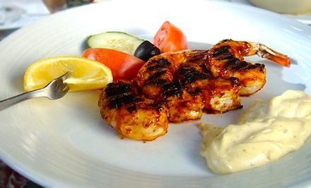 $50 Groupon for Dinner Fare - Backstreet Restaurant in Darien