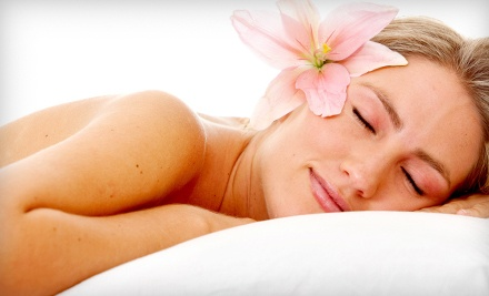 One 60-Minute Raindrop Therapy Session (a $95 value) - hush. in Claremont