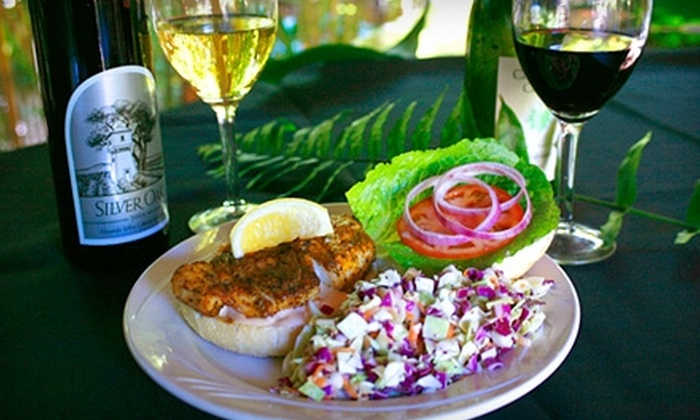 Hot Olives Restaurant - Winter Park: $20 for $40 Worth of Gourmet American Dinner at Hot Olives Restaurant in Winter Park (or $10 for $20 Worth of Lunch)