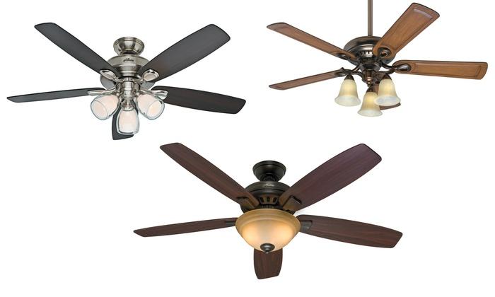 Hunter Ceiling Fans Groupon Goods
