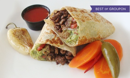 Mexican Food at La Torta Cafe (40% Off). Two Options Available.
