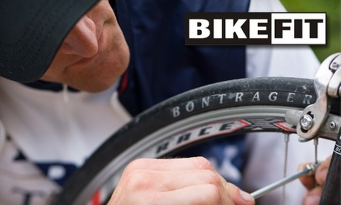 Bikefit - Fairview - Facer: $39 for Bike Tune-Up at BikeFit ($79.08 Value)