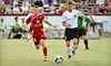 Richmond Kickers - Stadium: $20 for Four Richmond Kickers Tickets and Entry to Family Fest on August 6 at Richmond City Stadium