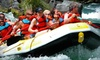 High Desert River Outfitters (Rapid River Rafters White Water Rafting) - Maupin: $30 for a Half-Day Rafting Trip on the Deschutes River ($60 Value) from High Desert River Outfitters in Maupin