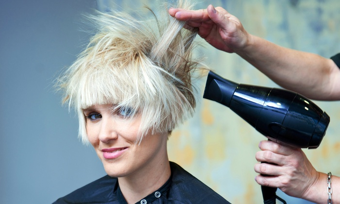 Above all Hair Salon - Simpsonville: $49 for $110 Worth of Coloring / Highlights at Above All Hair Design