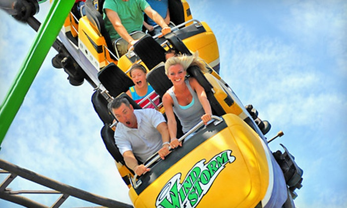 Old Town - Kissimmee: $17 for an All-You-Can-Ride Wristband and AMPventure Tour at Old Town in Kissimmee (Up to $34.95 Value)