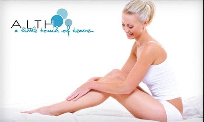 A Little Touch of Heaven - Newport Beach: $20 for $40 Worth of Waxing Services or $40 for a Facial at A Little Touch of Heaven in Newport Beach