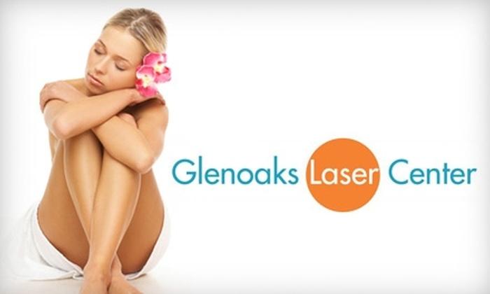 Glenoaks Laser Center - Fremont Park: $89 for Six Laser Hair-Removal Treatments at Glenoaks Laser Center in Glendale (Up to $900 Value)