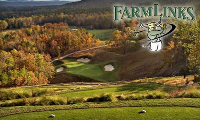 FarmLinks - Sylacauga: $60 for 18 Holes of Golf at FarmLinks in Sylacauga ($135 Value)