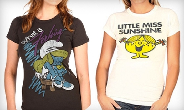 80sTees.com: $20 for $40 Worth of T-Shirts and More from 80sTees.com