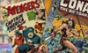 Westfield Comics - Multiple Locations: $10 for $20 Worth of Comic Books and More at Westfield Comics