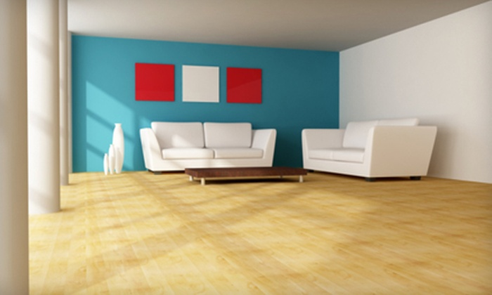 L & P Carpet Cleaning - Piedmont Triad: Carpet or Sofa Cleaning from L & P Carpet Cleaning (Up to 53% Off)