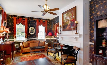 1-Night Stay for Two in a King or Queen Room, Valid Sunday-Thursday Through February - The Elliot House Inn in Charleston
