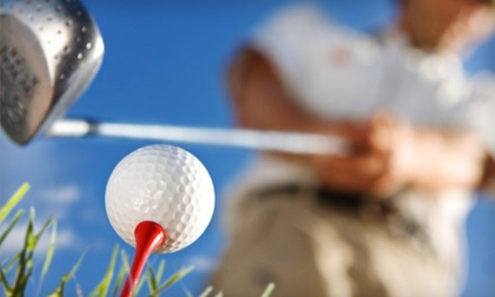 Champion Hills Country Club - Victor: $62 for Package of Five Golf Passes ($125 Value) or $30 for a 3-D Swing Analysis ($75 Value) at Champion Hills Country Club