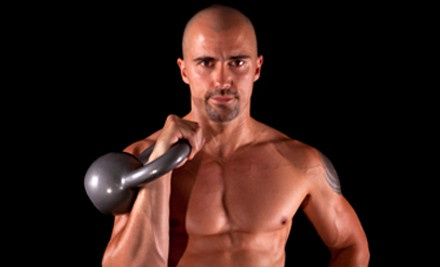 5 Kettlebell Classes (a $100 value) - CrossFit Iron Mary's in Lexington