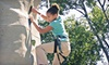 Midway State Park - Bemus Point: $15 for One-Day Ride-O-Rama Wristbands for Two at Midway State Park in Bemus Point ($30 Value)