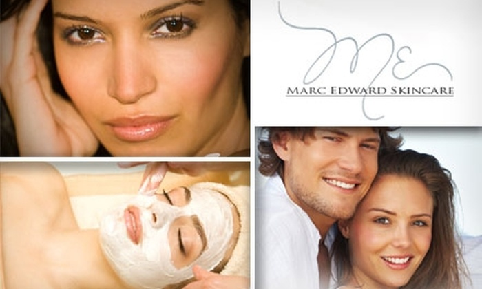 Marc Edward Skincare - West Hollywood: $59 for a Dermasweep, Hydrafacial, or SilkPeel Treatment Plus Skin Analysis at Marc Edward Skincare