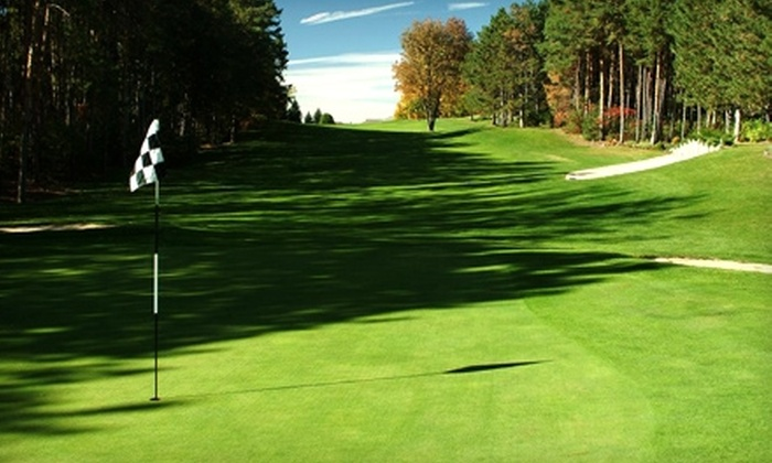Centennial Country Club - Cascade: $50 for 18 Holes of Golf and Cart Rental for Two at Centennial Country Club (Up to $100 Value)