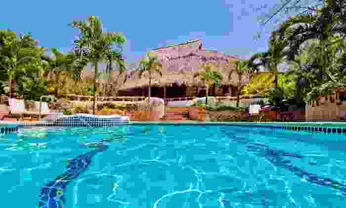 Pelican Eyes Resort & Spa - San Juan del Sur: Three- or Five-Night Stay for Two or Four at Pelican Eyes Resort & Spa in Nicaragua