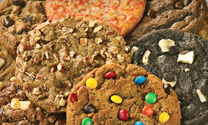 Great American Cookies - Multiple Locations: $10 for $20 Worth of Cookies and Brownies at Great American Cookies. Three Locations Available.