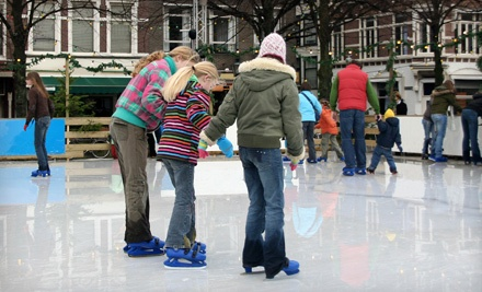 Ice-Skating Package for Two (up to a $20 value) - Southlands in Aurora