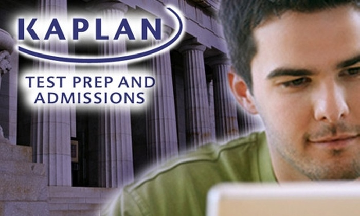 Kaplan Test Prep & Admissions - Multiple Locations: $65 for a Practice LSAT on May 28 from Kaplan Test Prep and Admissions ($132 Value)