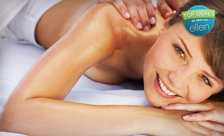 1-Hour, Full-Body Signature Massage (a $79 value) - Leo's on Chocolate Salon & Spa in Hershey