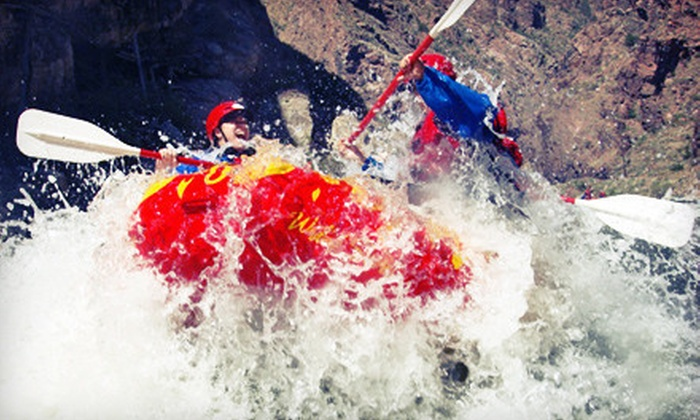American Adventure Expeditions - Multiple Locations: $25 for $50 Toward Half-Day, Full-Day, Deluxe, or Overnight Rafting from American Adventure Expeditions in Buena Vista