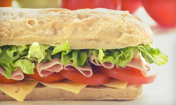 Sara's Too - Anchorage: Deli Meal for Two or Four with Sandwiches, Chips, and Drinks at Sara's Too (Up to 57% Off)