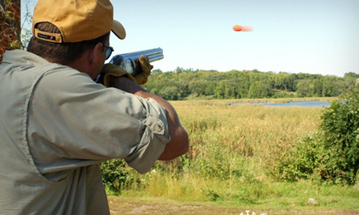 The Minnesota Horse & Hunt Club - Prior Lake: Sporting-Clays Shooting for Two at The Minnesota Horse & Hunt Club in Prior Lake (Up to 55% Off). Three Options Available.