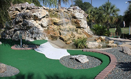 Fun Passes for 2 (a $20 value) - Tree Tops Golf in Lady Lake