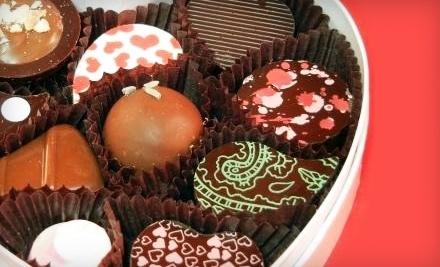 $20 Groupon to Chocolate.com - Chocolate.com in