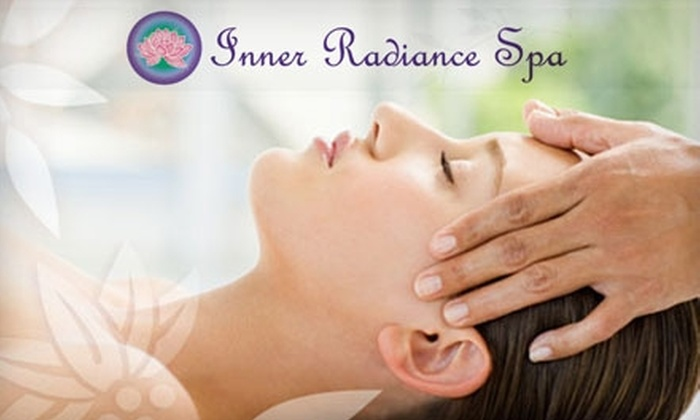 Inner Radiance Spa - Camelback East: $29 for 30 Minute Organic Chocolate & Strawberry Facial with Lip Plumping & Eye Treatment at Inner Radiance Spa ($70 Value)